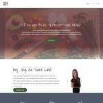 sara linds hjemmeside